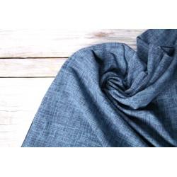 Baumwolljersey - Jeans Struktur
