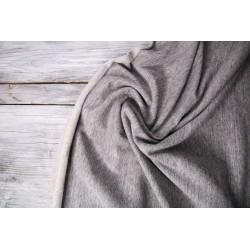Melange Jogging Sweat - mid grey meliert