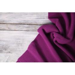 Baumwolle Netz purple