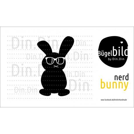 Bunny Nerd stehend