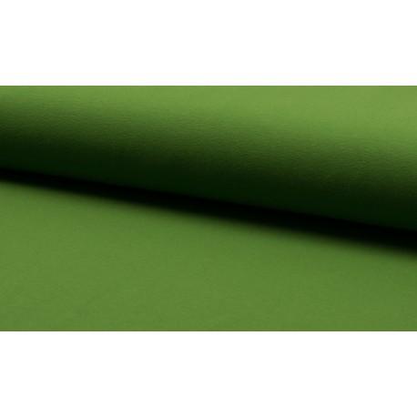 Baumwolljersey - grün