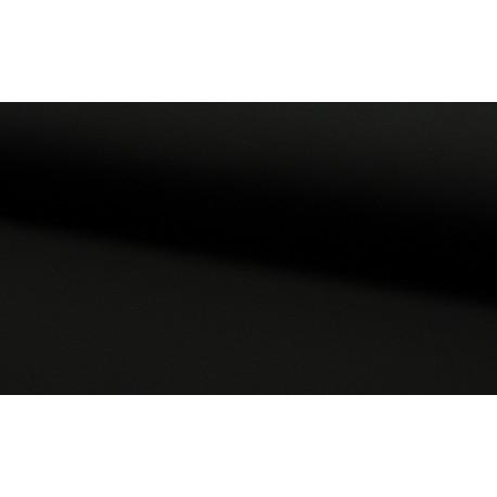 Jerseysweat - schwarz